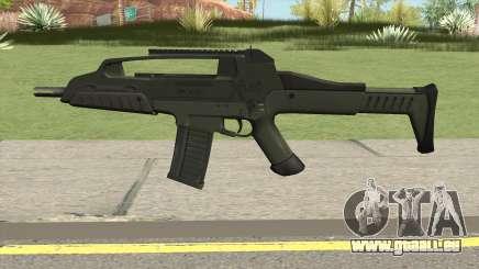 XM8 Compact V2 Green für GTA San Andreas