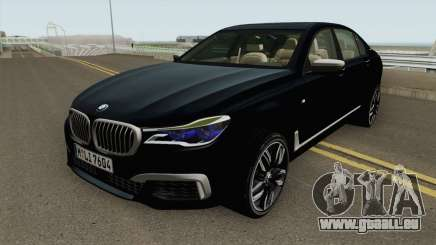 BMW M760LI G12 2018 German V1 für GTA San Andreas
