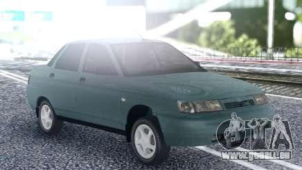 Lada Bogdan 2110 pour GTA San Andreas