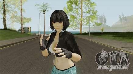 Momiji Sport Leggings pour GTA San Andreas
