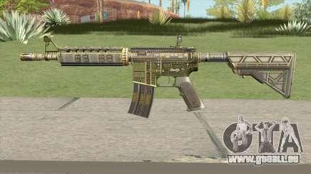 CS-GO M4A4 The Battlestar pour GTA San Andreas