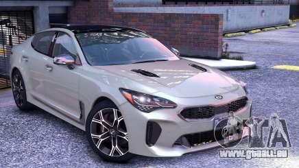 2018 Kia Stinger GT pour GTA 5