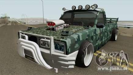 Mazda Full Tuning pour GTA San Andreas