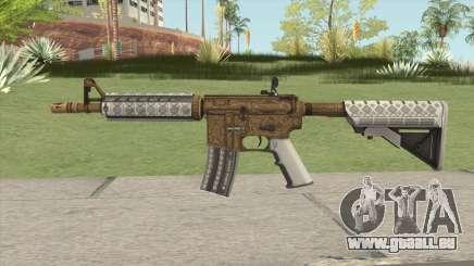 CS-GO M4A4 Royal Paladin pour GTA San Andreas