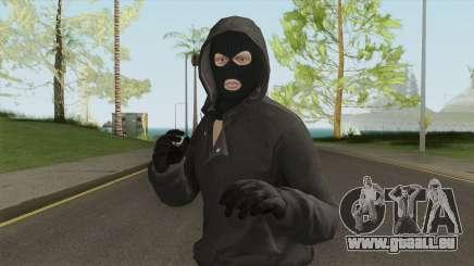 Criminal Skin 4 pour GTA San Andreas