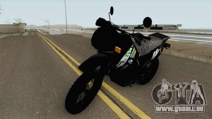 Kawasaki KLR 2014 pour GTA San Andreas