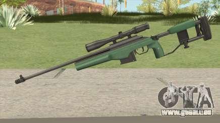 SAKO TRG-42 Sniper Rifle (Green) pour GTA San Andreas