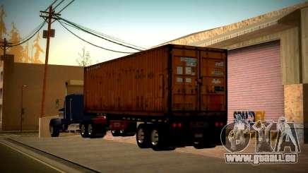Artict3 Container pour GTA San Andreas