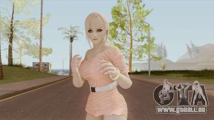 White Girl Heat Kasumi DoA pour GTA San Andreas