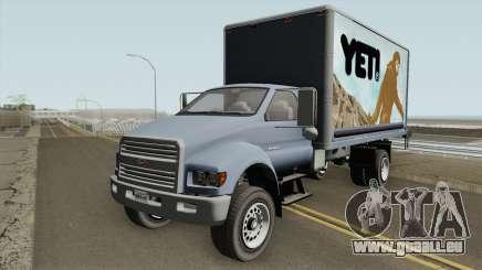 Vapid Yankee 2nd GTA V IVF für GTA San Andreas