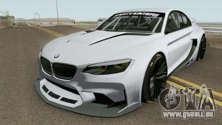 BMW Vision Gran Turismo 2014 pour GTA San Andreas