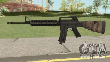 Battlefield 3 M16 pour GTA San Andreas