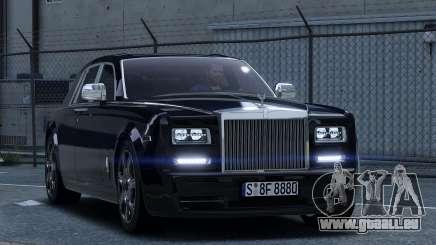 2014 Rolls-Royce Phantom (Add-on) 1.1 pour GTA 5