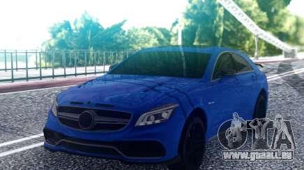 Mercedes-Benz CLS63 Sport pour GTA San Andreas