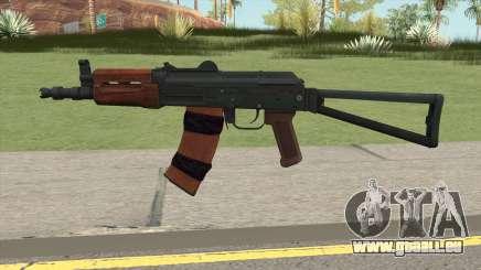 Battlefield 3 AKS74U pour GTA San Andreas