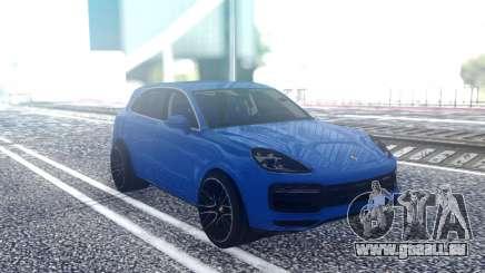Porshe Cayenn Turbo für GTA San Andreas