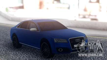 Audi S8 Sedan für GTA San Andreas