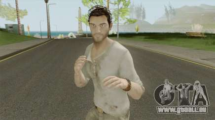 Nathan Drake From Uncharted 3 pour GTA San Andreas