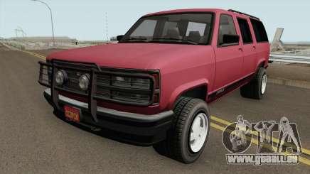 Declasse Granger 3500LX Retro Limited für GTA San Andreas