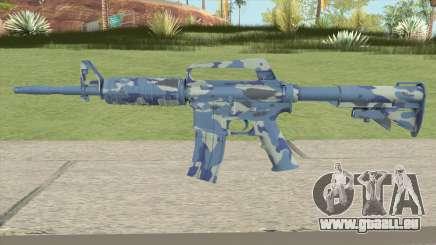 CS:GO M4A1 (Ocean Bravo Skin) für GTA San Andreas