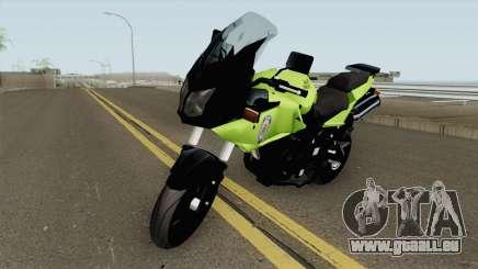 Suzuki V-Strom pour GTA San Andreas