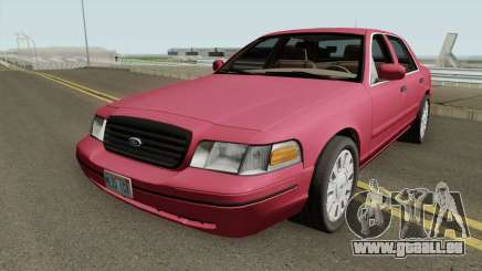 Ford Crown Victoria Civil für GTA San Andreas