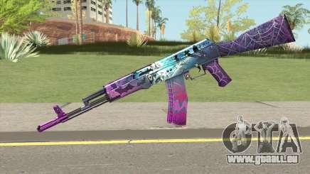 SFPH Playpark (Ghost AK47) pour GTA San Andreas