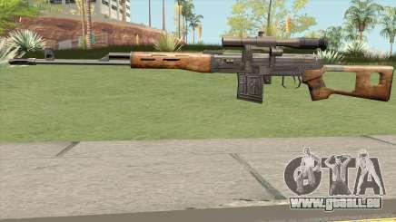 Insurgency MIC SVD für GTA San Andreas