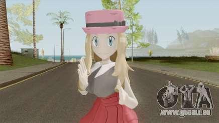 SERENA XY SERIES - Thicc Version pour GTA San Andreas