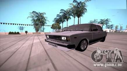VAZ 2105 Tuning pour GTA San Andreas