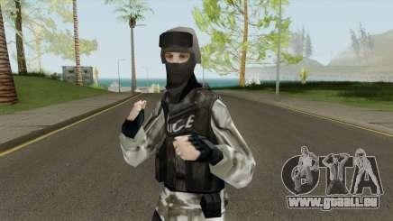 Fuerzas Especiales De La Marina pour GTA San Andreas