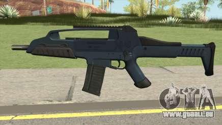XM8 Compact V2 Blue für GTA San Andreas