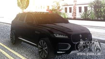 2017 Jaguar F-Pace pour GTA San Andreas
