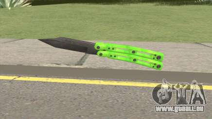 Knife V2 (Apocalypse) pour GTA San Andreas