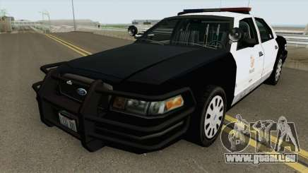Ford Crown Victoria Police Interceptor MQ für GTA San Andreas