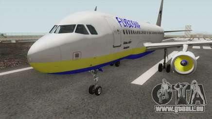 FLYBOSNIA Airbus A319 V1 für GTA San Andreas