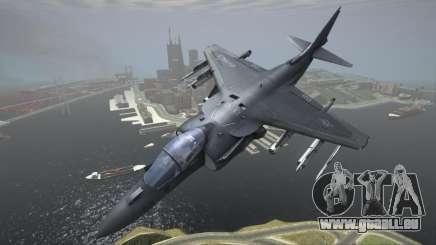 Boeing AV-8B Harrier II Plus pour GTA San Andreas