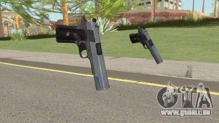 Battlefield 3 M1911 für GTA San Andreas