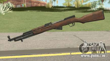 Insurgency MIC SKS pour GTA San Andreas