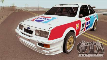 Ford Sierra RS Cosworth Pepsi Edition 1986 pour GTA San Andreas