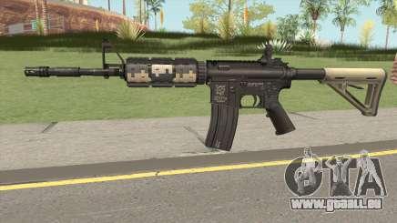 AR-15 Eagle pour GTA San Andreas