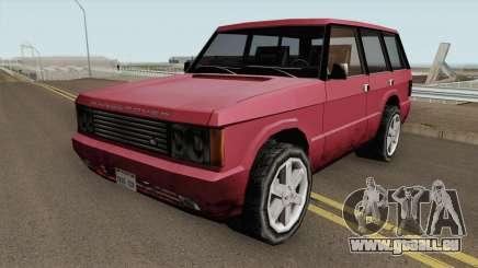 Land Rover Range Rover (Huntley Edit) SA Style pour GTA San Andreas