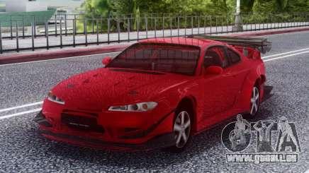 Nissan Silvia S15 RED für GTA San Andreas