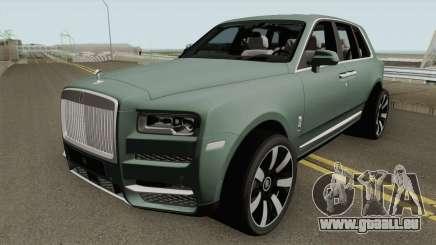 Rolls Royce Cullinan 2019 für GTA San Andreas