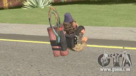 Monkey Bomb für GTA San Andreas
