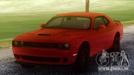 Dodge Hellcat Stock pour GTA San Andreas