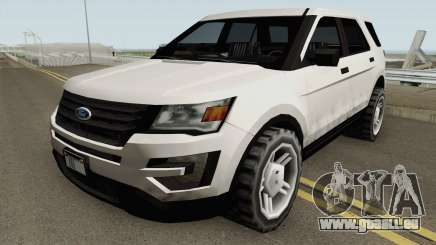 Ford Explorer 2018 für GTA San Andreas