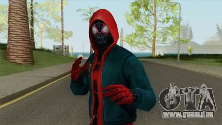Marvel Future Fight Miles Into The Spider-Verse pour GTA San Andreas