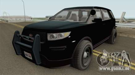 Vapid Police Cruiser Unmarked GTA V IVF pour GTA San Andreas