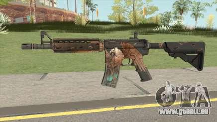 CS-GO M4A4 Griffin pour GTA San Andreas